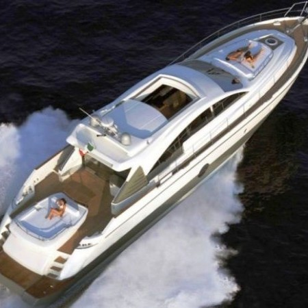 Luxury Yacht Aicon 72