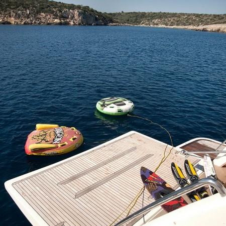 Ferretti Yacht Mykonos Greece