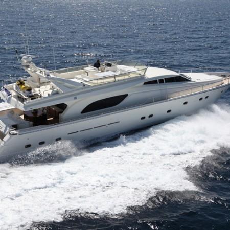 kentavros II mega yacht