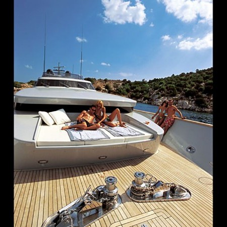 kintaro yacht Greece