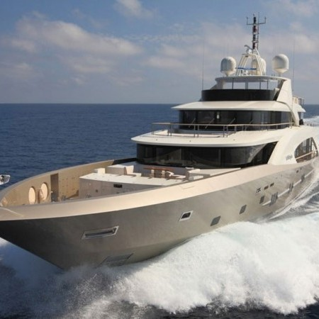 la pellegrina super yacht charter