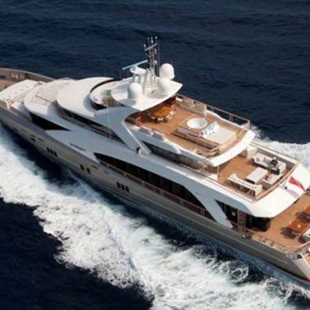 La Pellegrina Mega Yacht