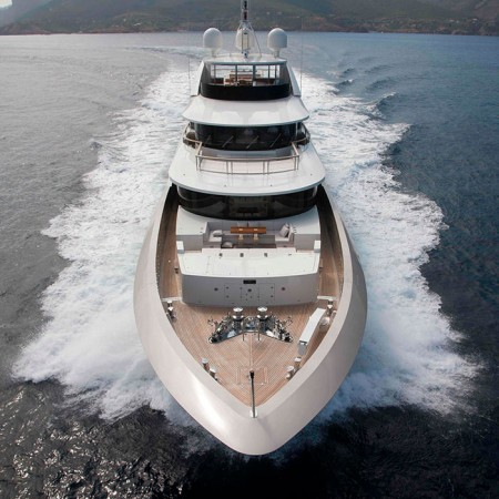pellegrina mega yacht Monaco
