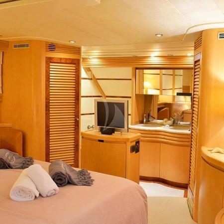 Lady P luxury yacht