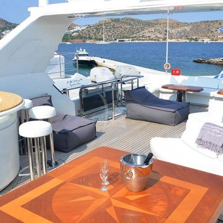Lady P yacht charter