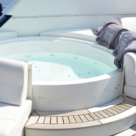 lady P super yacht
