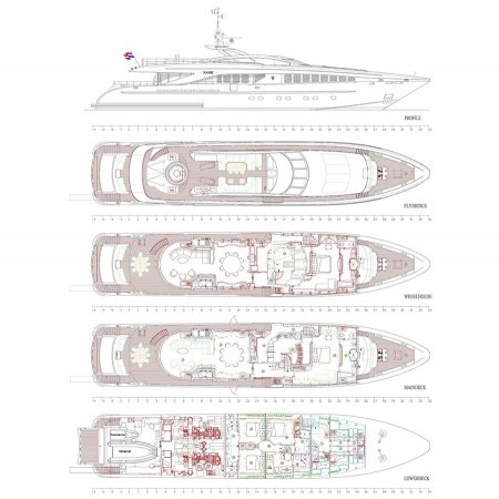 l'equinox yacht layout
