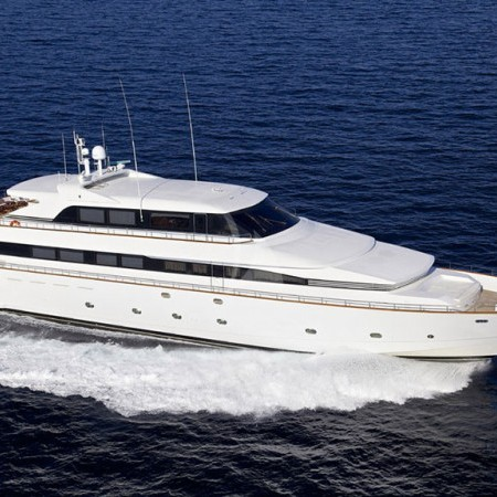 let it be yacht charter