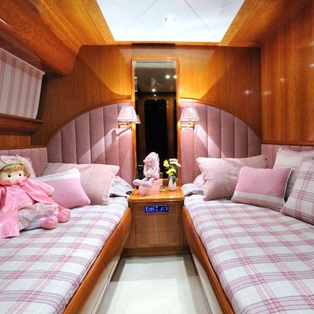 second twin cabin