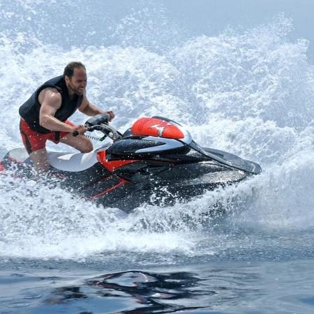 Blu Sky Yacht water toys jet ski
