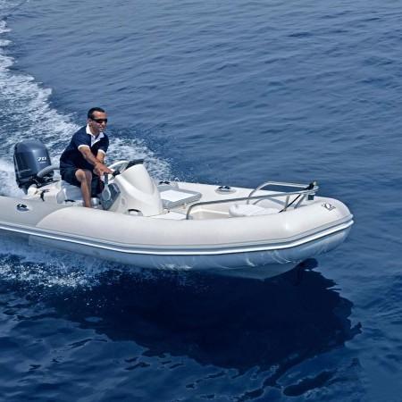 Blu Sky Yacht tender