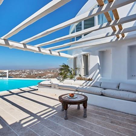 villa Priam mykonos