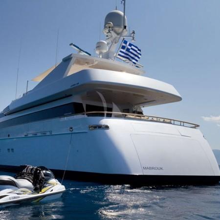 mabrouk yacht charter Greece