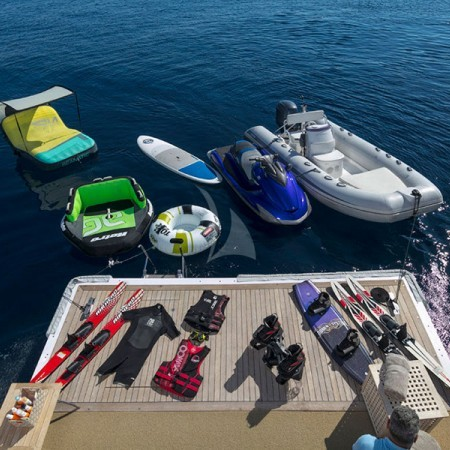 mabrouk yacht toys