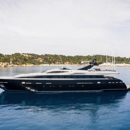 Mado 5 cabin luxury yacht charter