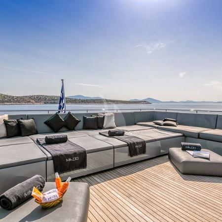 Mado Yacht deck