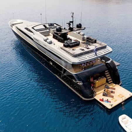 Mado Yacht charter greece