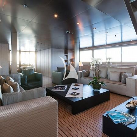Mariu Armani designed yacht