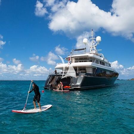Mariu yacht charter