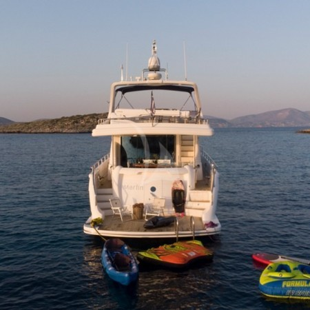 Marlin yacht Greece