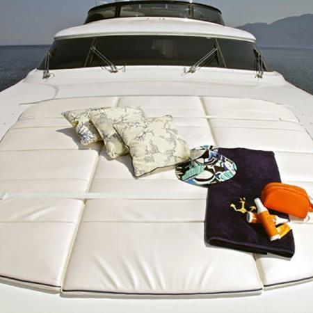 MArnaya yacht charter Greece