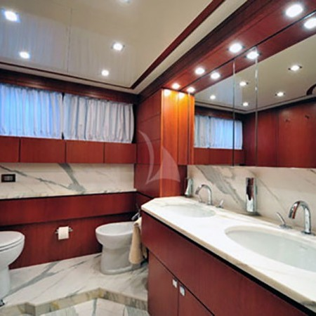 marnaya yacht bathroom