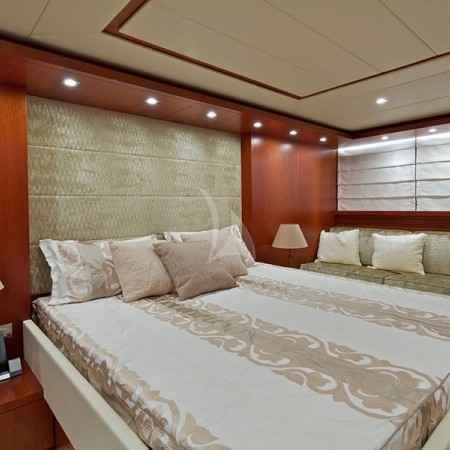 luxury yacht Marnaya