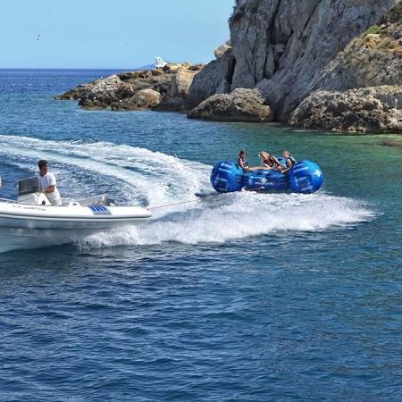 Martina yacht charter Greece