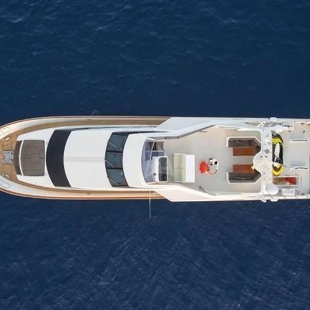 Martina yacht Greece