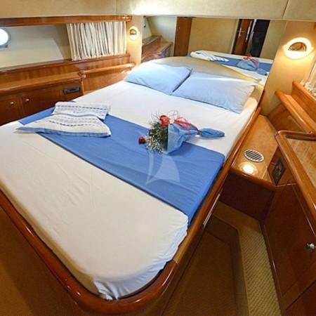 Mary yacht Ferretti