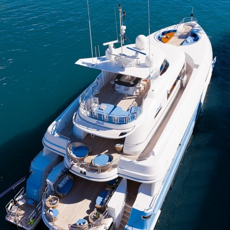 spirit super yacht