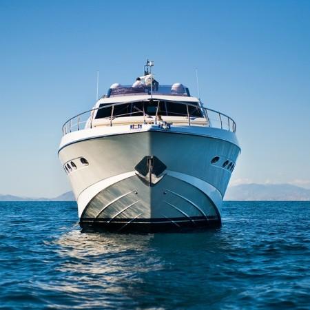 mega yacht dilias