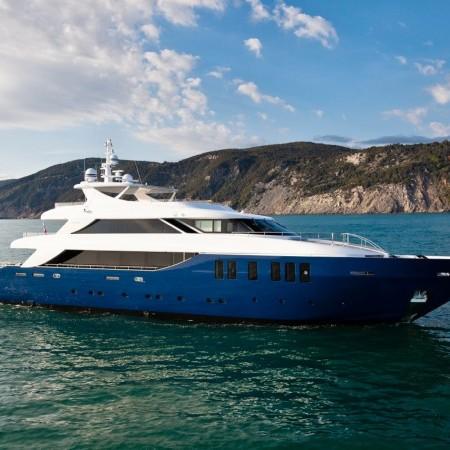 ouranos mega yacht