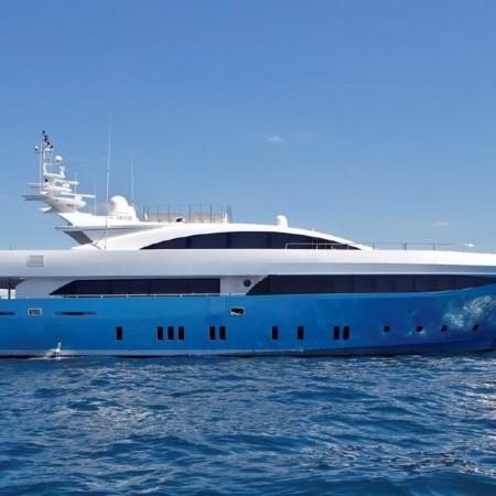 barents sea yacht