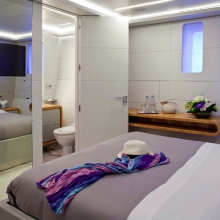 vip cabin barents sea