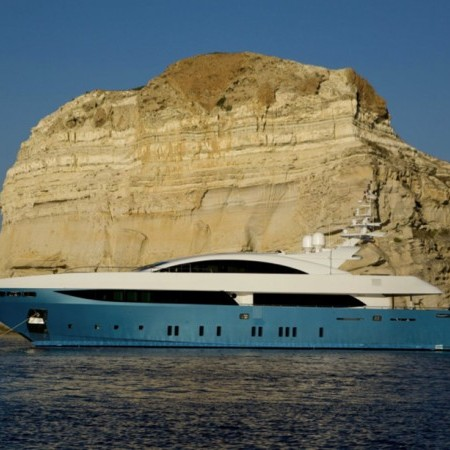 Barents Sea Mega Yacht Charter