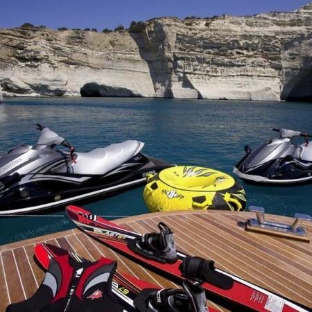 water sports tenders