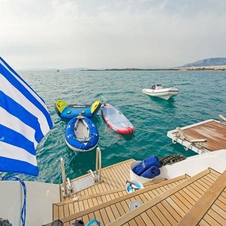 Meliti catamaran yacht