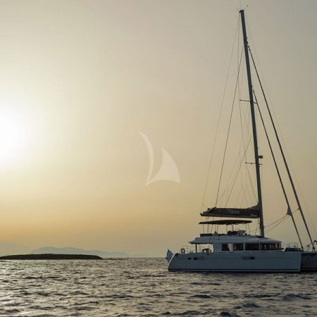 lagoon 560 catamaran Greece