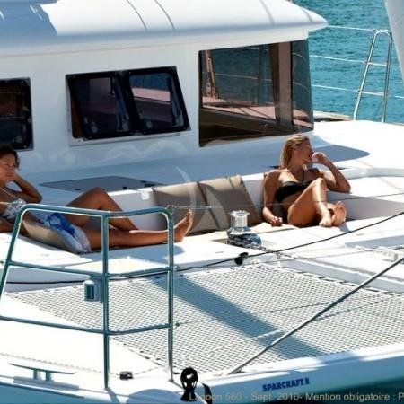 Moya sailing yacht