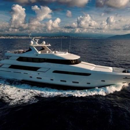 my darlings motor yacht