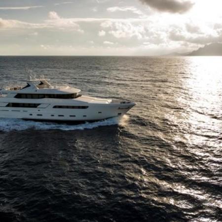 my darlings yacht sea