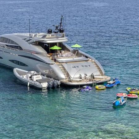 my toy yacht charter