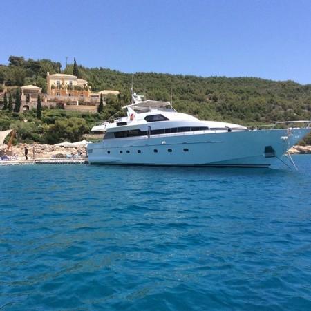 my way yacht Greece