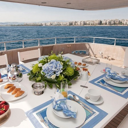 my way  yacht charter