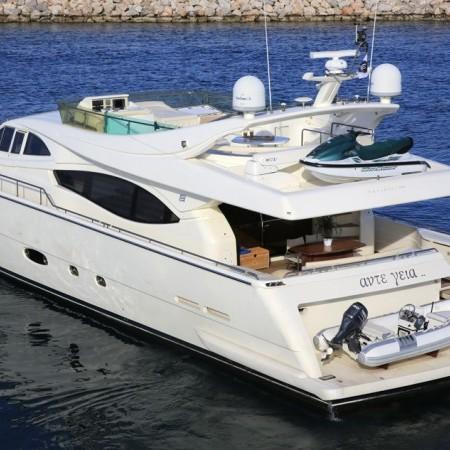 ferretti 76 yacht mykonos