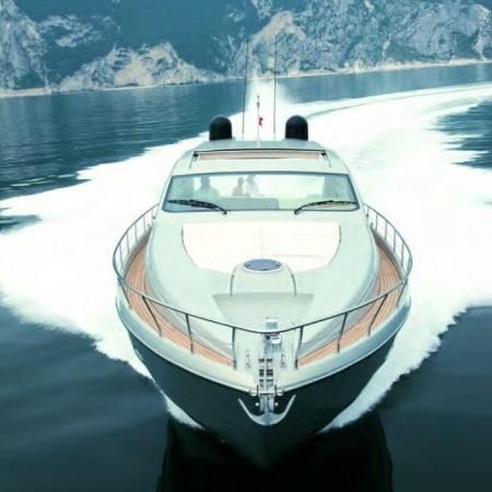 pershing yachts mykonos