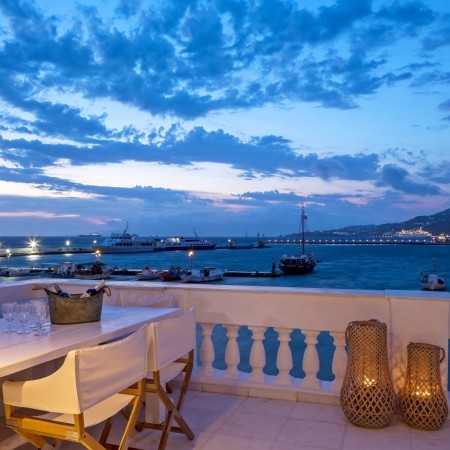 Mykonos Town Villa for rent