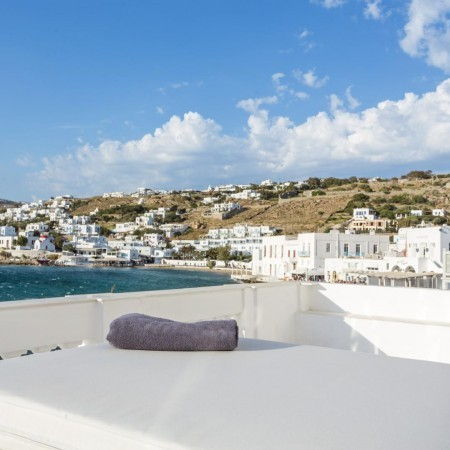 Villa rental in Mykonos Town