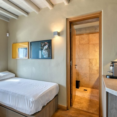 one more double bedroom at the villa